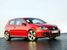 Ver foto 9 de Volkswagen Golf GTI V Concept 2003