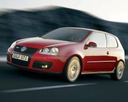 Ver foto 7 de Volkswagen Golf GTI V Concept 2003