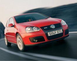 Ver foto 6 de Volkswagen Golf GTI V Concept 2003
