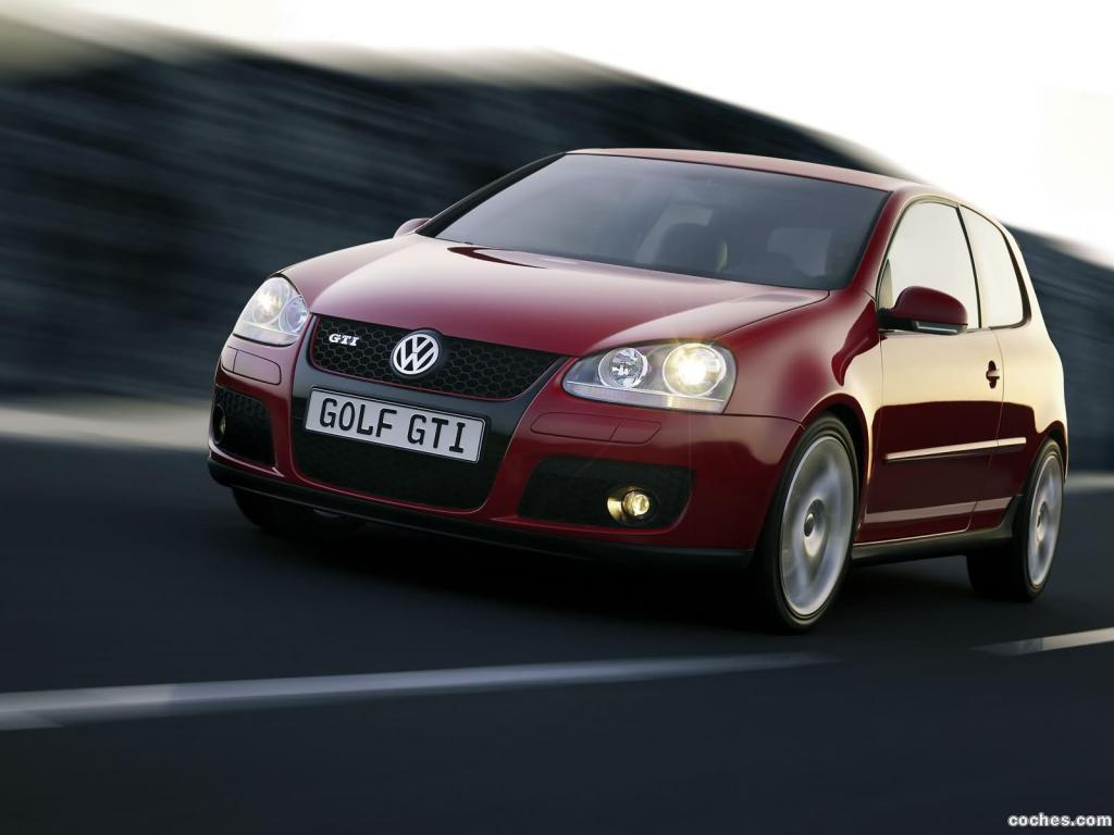 Foto 7 de Volkswagen Golf GTI V Concept 2003
