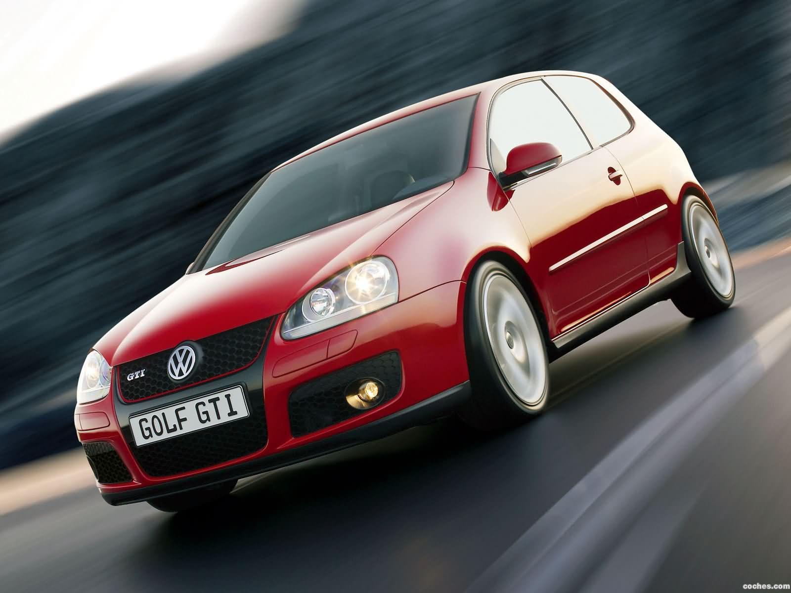 Foto 2 de Volkswagen Golf GTI V Concept 2003