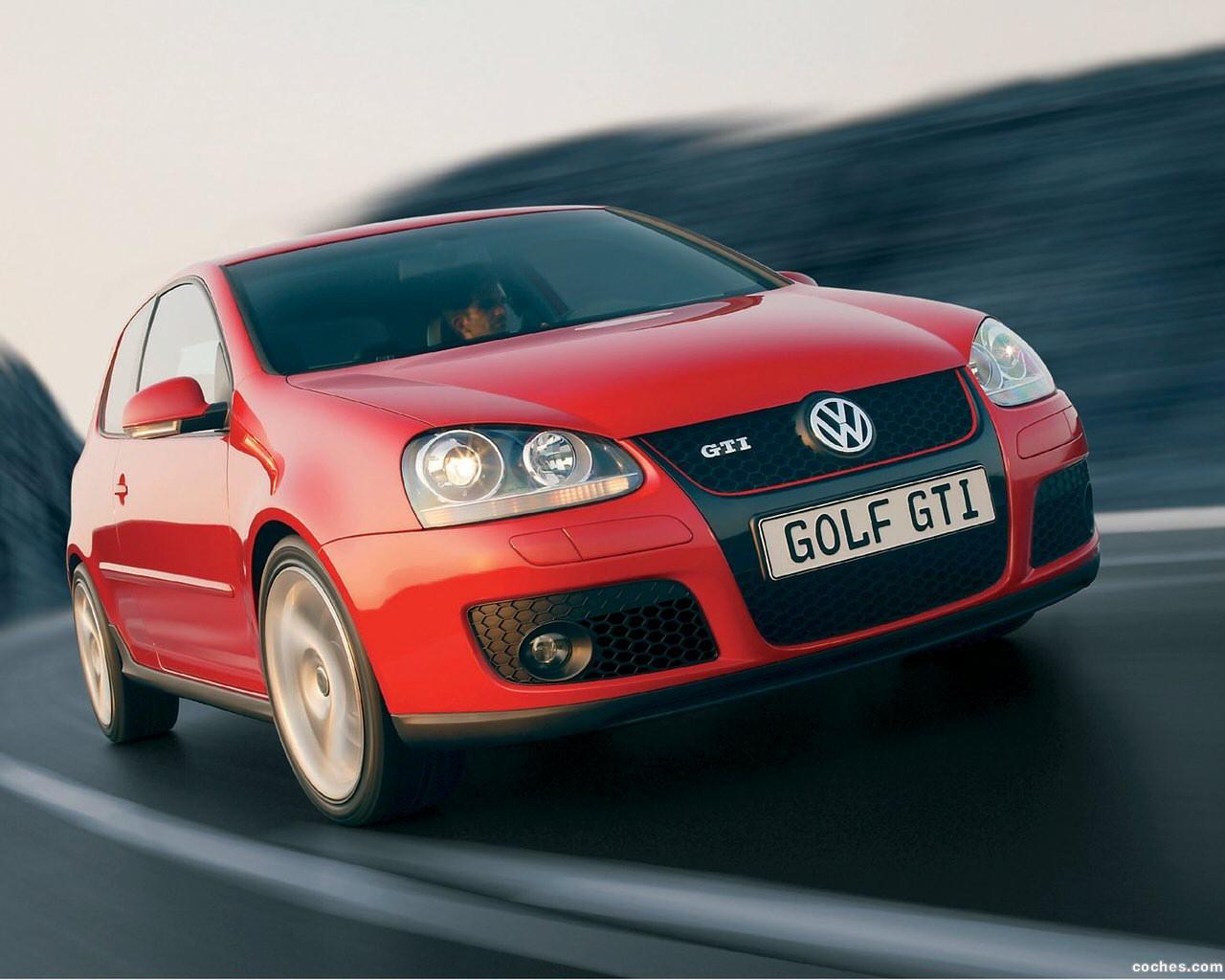 Foto 5 de Volkswagen Golf GTI V Concept 2003