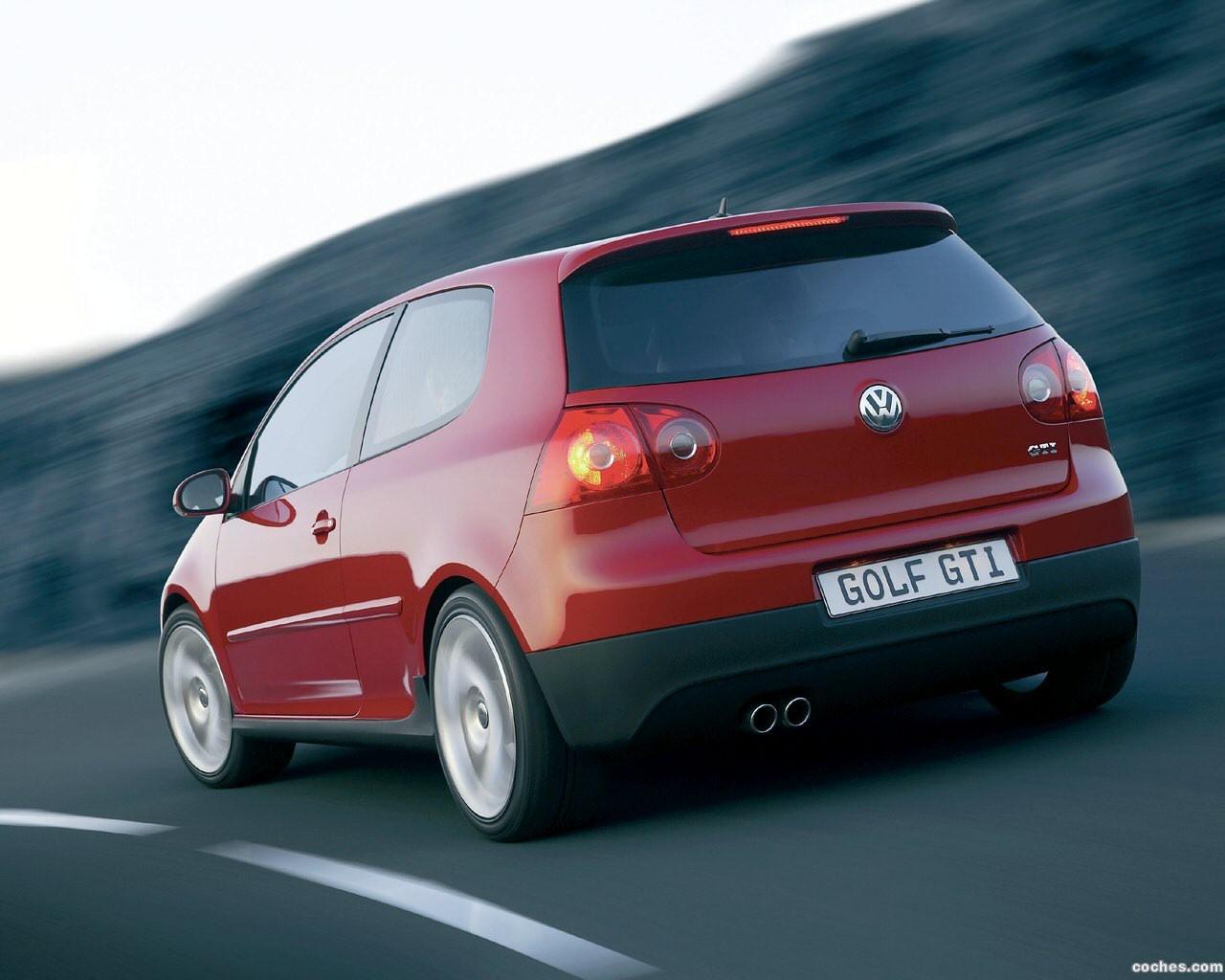 Foto 4 de Volkswagen Golf GTI V Concept 2003