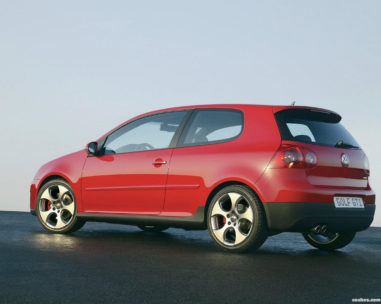 Foto 3 de Volkswagen Golf GTI V Concept 2003