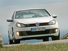 Ver foto 8 de Volkswagen Golf VI GTI 5 puertas 2009