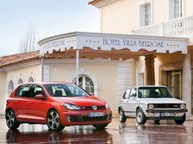 Ver foto 4 de Volkswagen Golf VI GTI 5 puertas 2009