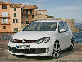 Fotos de Volkswagen Golf VI GTI 5 puertas 2009