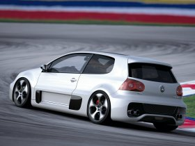 Ver foto 2 de Volkswagen Golf GTI W12 650 2007
