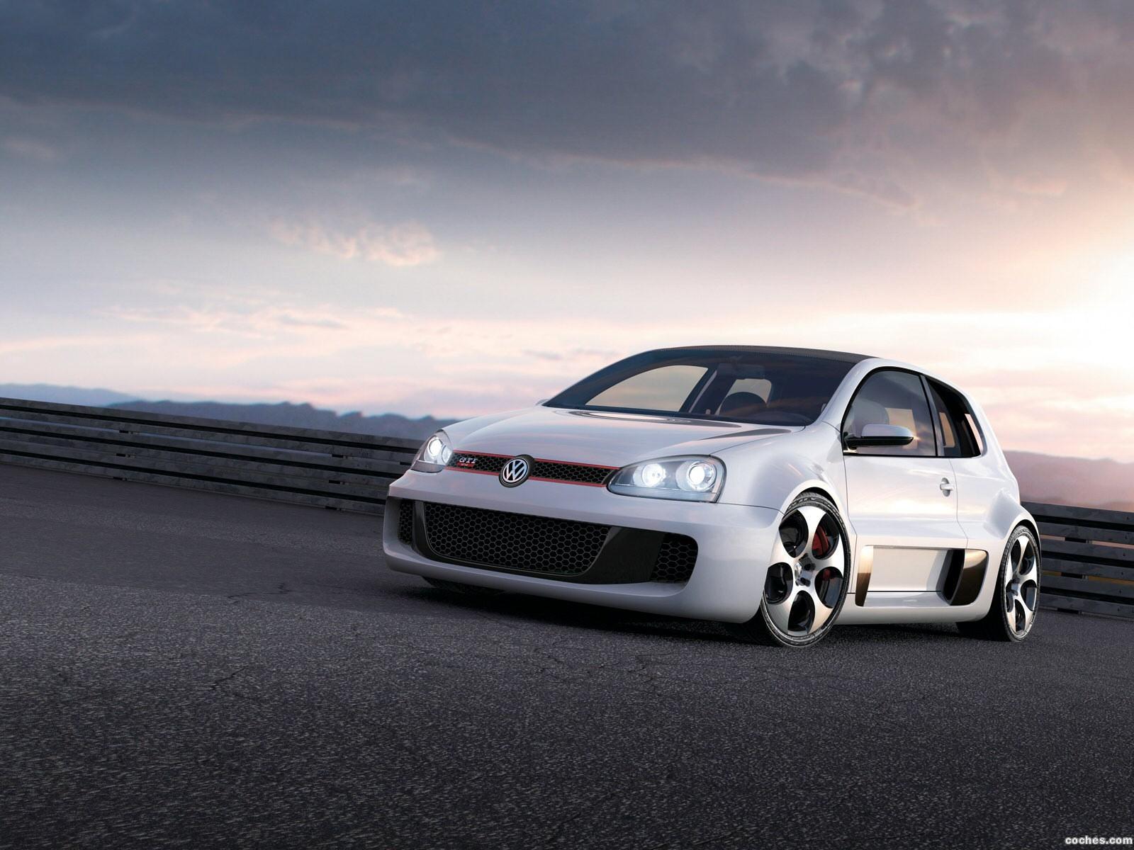 Foto 0 de Volkswagen Golf GTI W12 650 2007