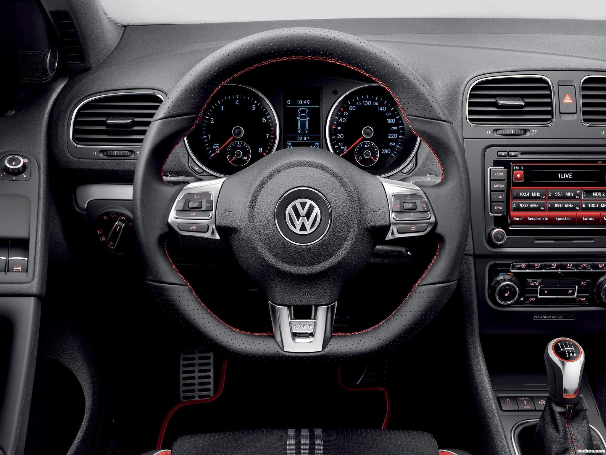 Foto 3 de Volkswagen Golf VI GTi Adidas 2010