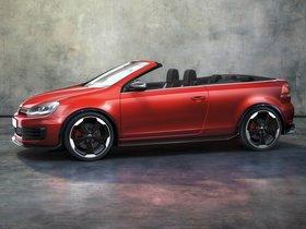 Ver foto 3 de Volkswagen Golf VI GTi Cabrio Concept 2011