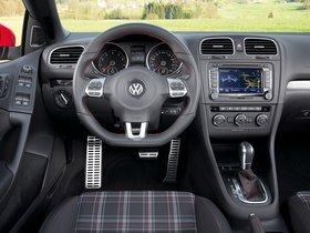 Ver foto 47 de Volkswagen Golf VI GTI Cabriolet 2012
