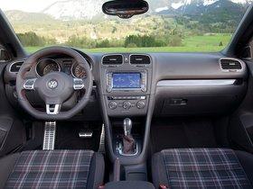 Ver foto 45 de Volkswagen Golf VI GTI Cabriolet 2012