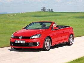 Ver foto 40 de Volkswagen Golf VI GTI Cabriolet 2012