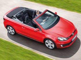 Ver foto 36 de Volkswagen Golf VI GTI Cabriolet 2012