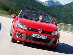 Ver foto 33 de Volkswagen Golf VI GTI Cabriolet 2012