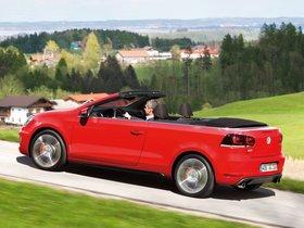Ver foto 29 de Volkswagen Golf VI GTI Cabriolet 2012