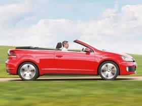Ver foto 28 de Volkswagen Golf VI GTI Cabriolet 2012