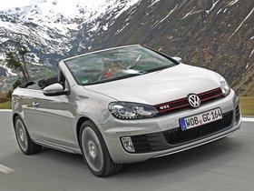 Ver foto 20 de Volkswagen Golf VI GTI Cabriolet 2012