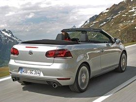 Ver foto 18 de Volkswagen Golf VI GTI Cabriolet 2012