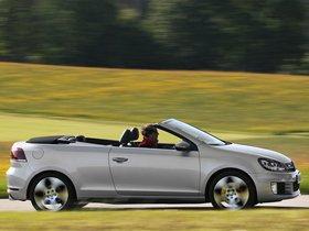 Ver foto 17 de Volkswagen Golf VI GTI Cabriolet 2012