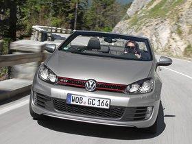 Ver foto 16 de Volkswagen Golf VI GTI Cabriolet 2012