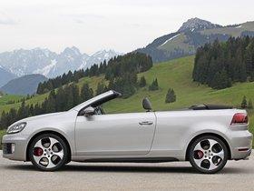 Ver foto 12 de Volkswagen Golf VI GTI Cabriolet 2012