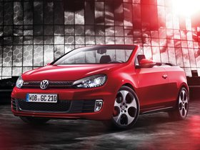 Fotos de Volkswagen Golf VI GTI Cabriolet 2012
