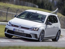 Fotos de Volkswagen Golf GTi Clubsport S 2016