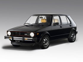 Fotos de Volkswagen Golf I GTi 5 door 1976