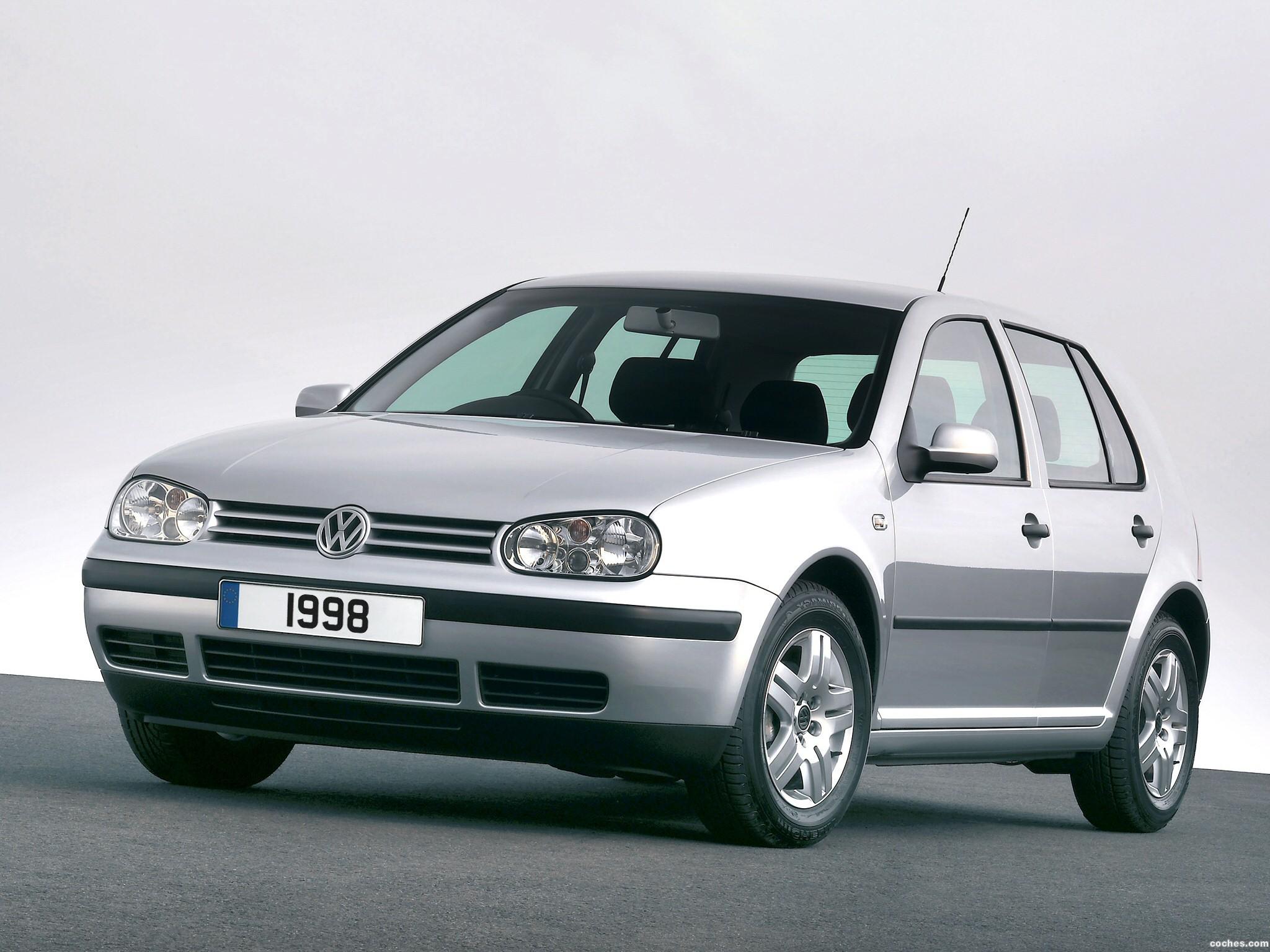 Foto 0 de Volkswagen Golf IV 1998