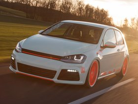 Fotos de Volkswagen Golf 7 Light Tron 2013