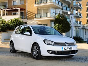 Fotos de Volkswagen Golf VI Match 2010