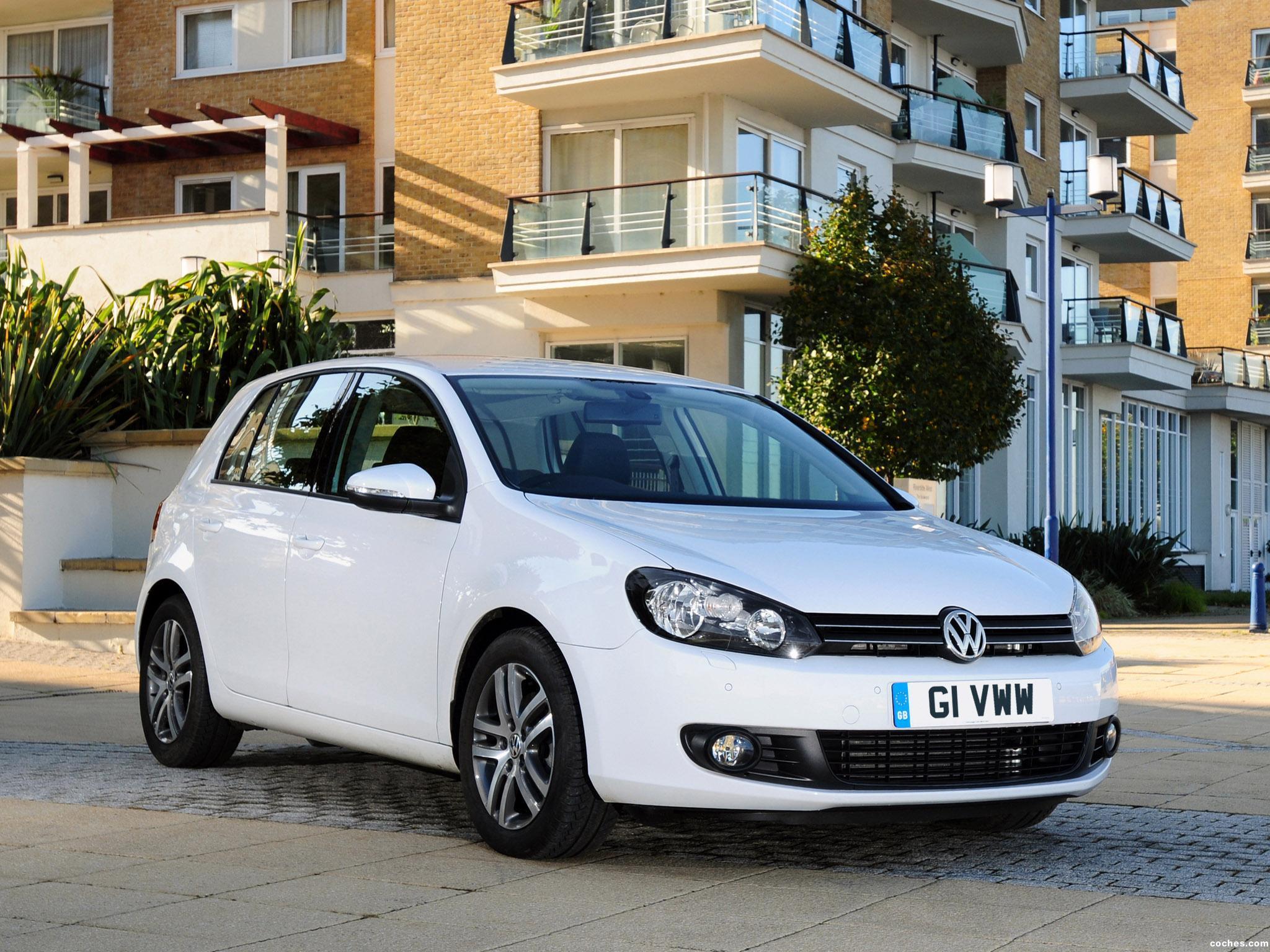 Foto 0 de Volkswagen Golf VI Match 2010
