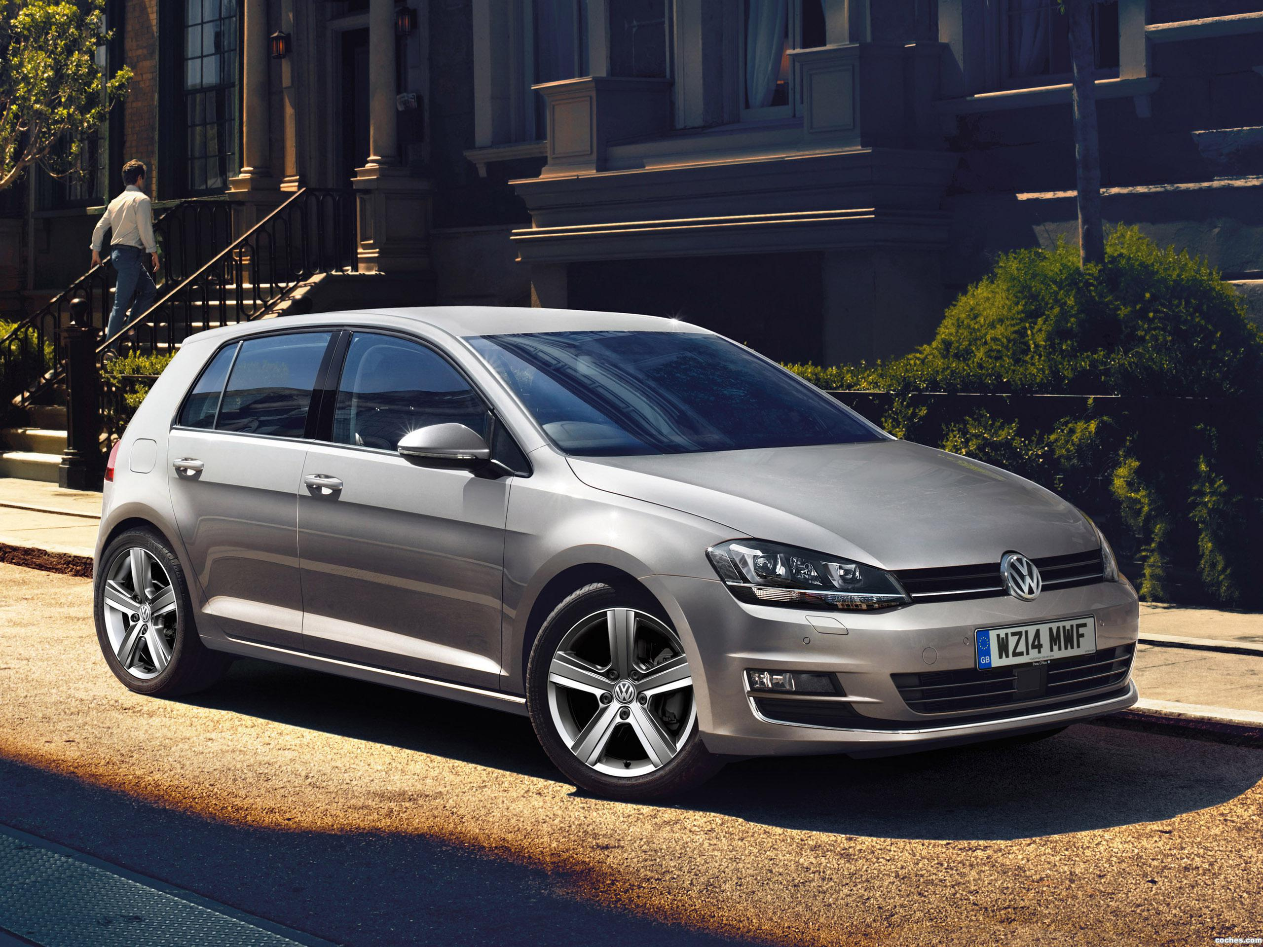Foto 0 de Volkswagen Golf Match 2014