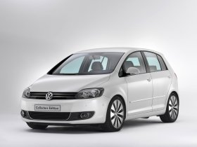 Fotos de Volkswagen Golf Plus VI Collectors Edition 2009