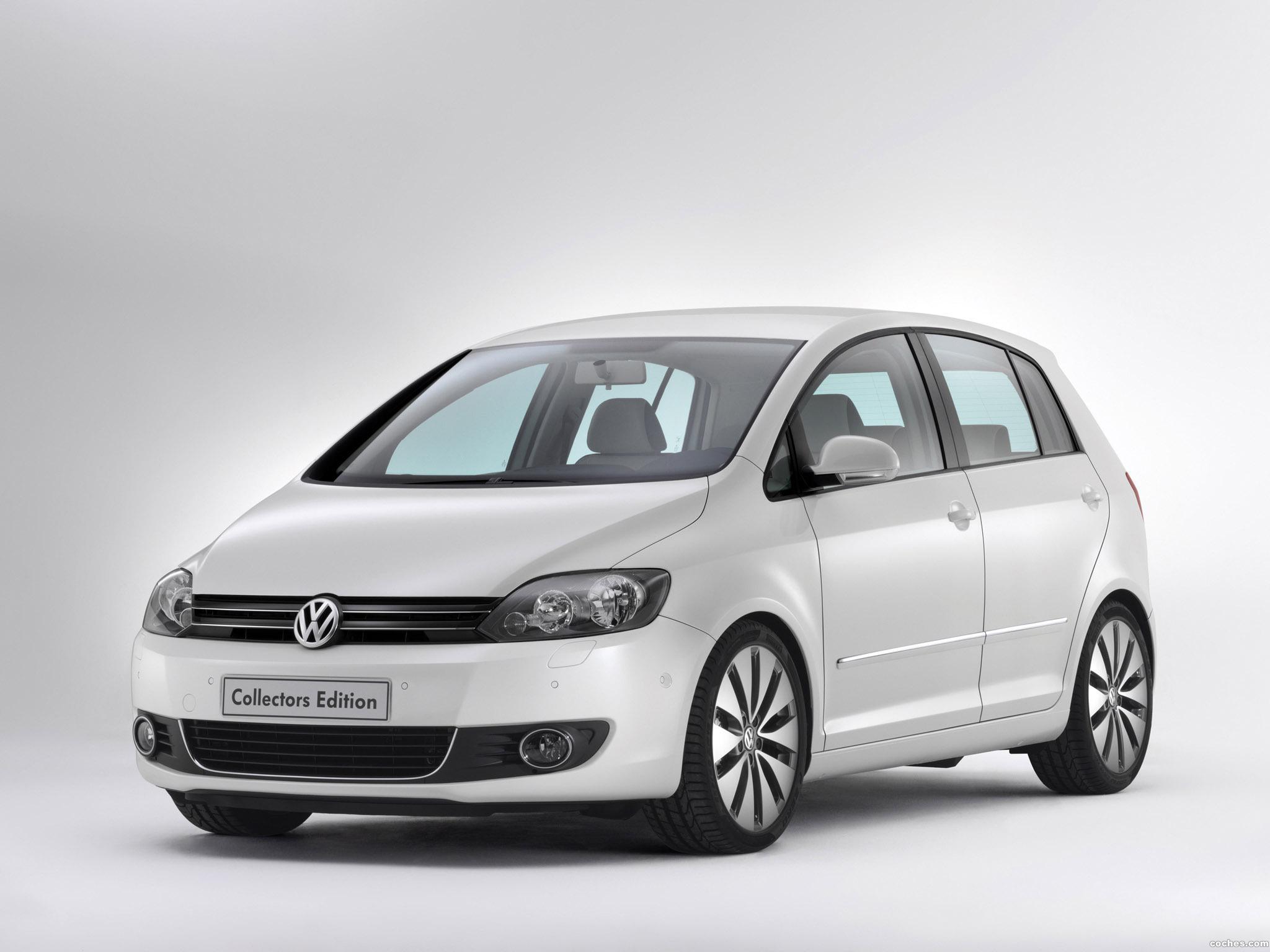 Foto 0 de Volkswagen Golf Plus VI Collectors Edition 2009