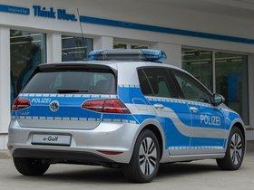 Ver foto 2 de Volkswagen Golf Polizei 2014
