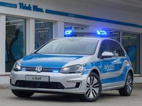 Fotos de Volkswagen Golf Polizei 2014