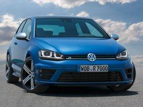 Ver foto 7 de Volkswagen Golf 7 R 3 puertas 2013