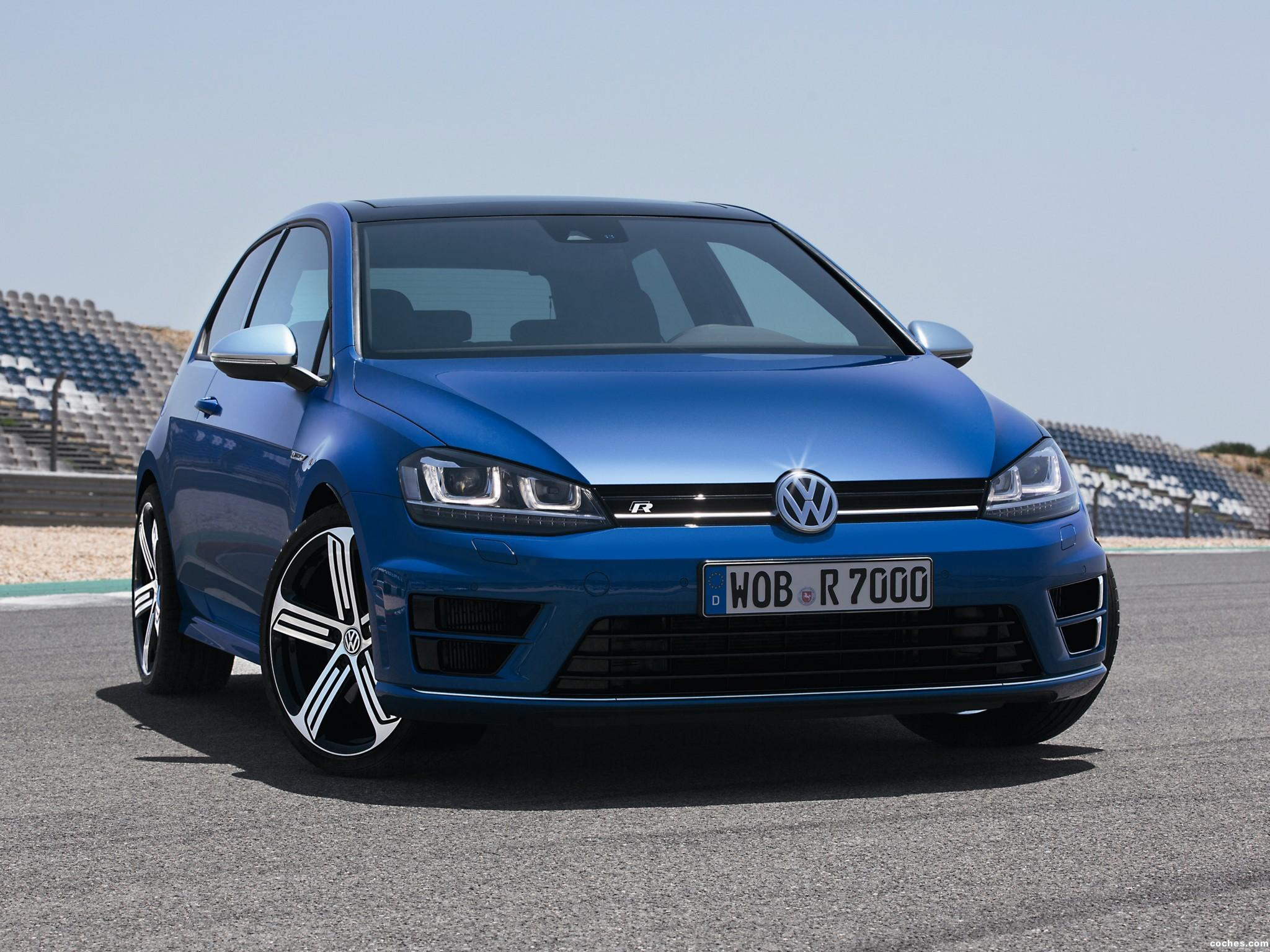 Foto 0 de Volkswagen Golf 7 R 3 puertas 2013