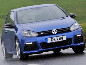 Fotos de Volkswagen Golf R 3 door UK 2009