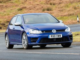 Ver foto 3 de Volkswagen Golf R 5 puertas UK 2014