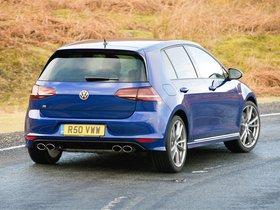 Ver foto 2 de Volkswagen Golf R 5 puertas UK 2014