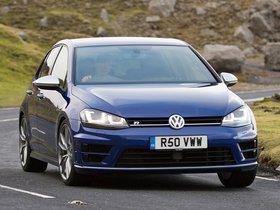 Fotos de Volkswagen Golf R 5 puertas UK 2014