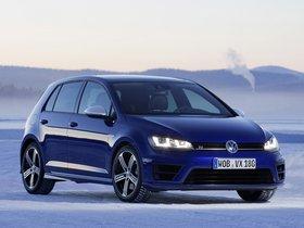 Fotos de Volkswagen Golf R 5 puertas 2013