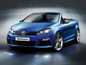Fotos de Volkswagen Golf R Cabrio Concept 2011