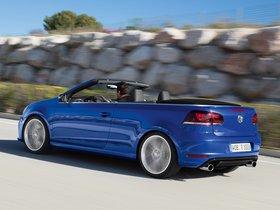 Ver foto 15 de Volkswagen Golf VI R Cabrio 2013
