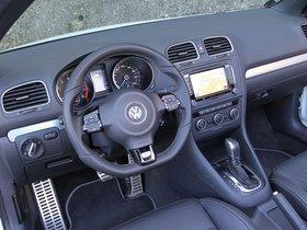 Ver foto 12 de Volkswagen Golf VI R Cabrio 2013