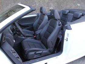 Ver foto 9 de Volkswagen Golf VI R Cabrio 2013